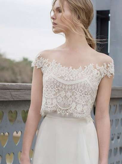 Vestidos de novia 3 piezas