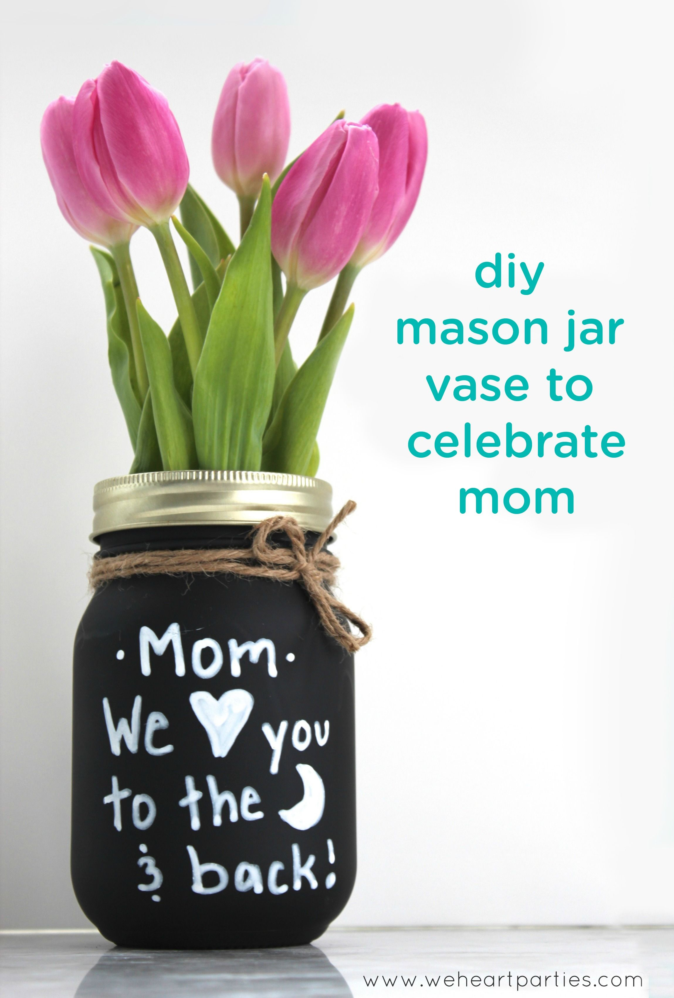 Celebrate all the wonderful moms in your life with with this easy ...