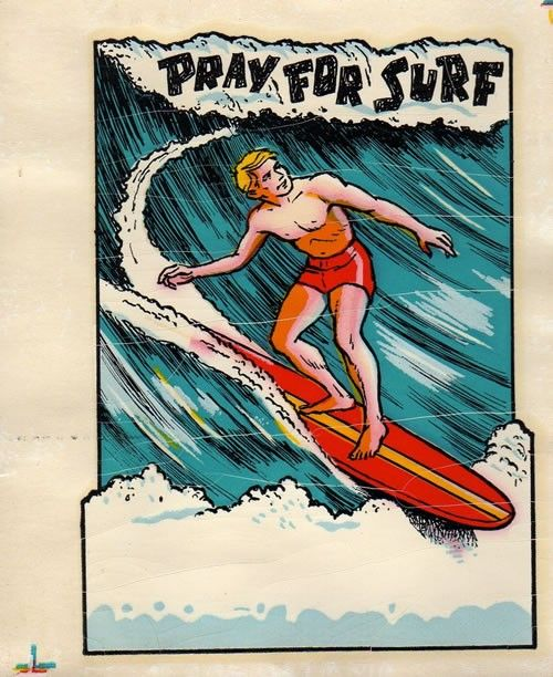 1960S Surfing | USVSA - The United States Vintage Surf Auction