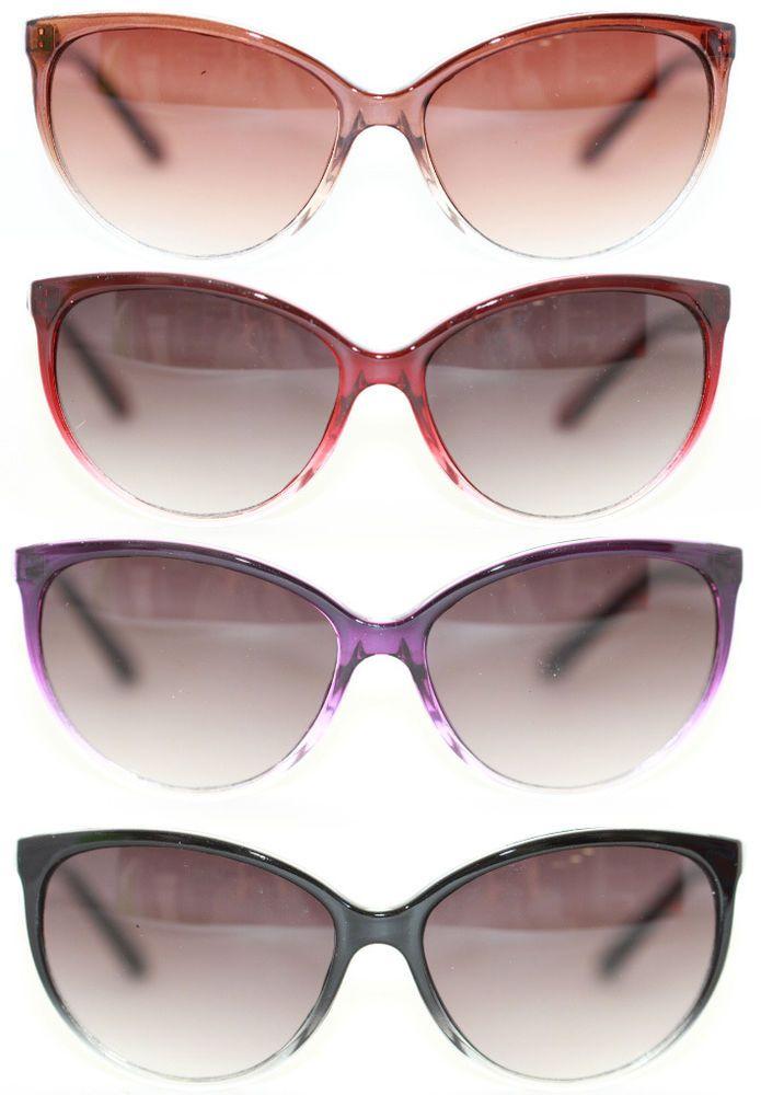 Cat Eye Brille Sonnenbrille 50er Jahre Vintage Rockabilly schwarz braun 600 FxOJzY