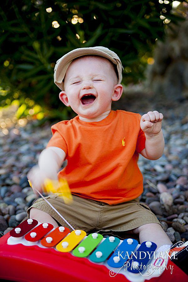 Zackary 9 months [Las Vegas Baby Photography]