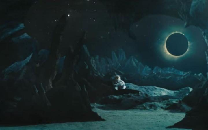 Um ainda do vídeo do novo vídeo de David Bowie, Blackstar