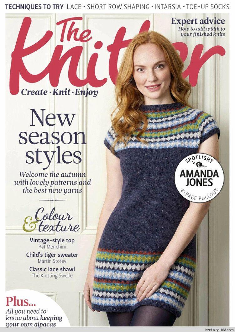 The knitter issue 115 2017 the knitter issue 115 2017 knitting booksbeautiful patternsfree ebookscomic bankloansurffo Choice Image