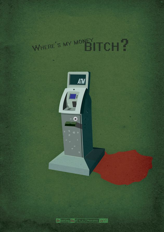 Breaking Bad Minimalist Posters For Every Episode