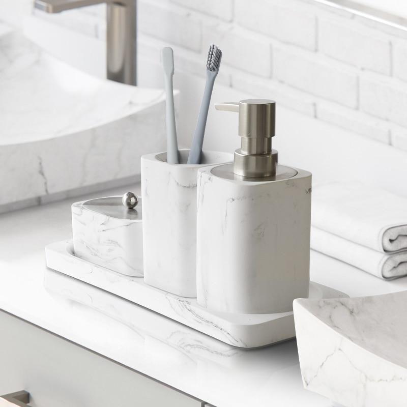 Photo of Bathroom Accessory Set