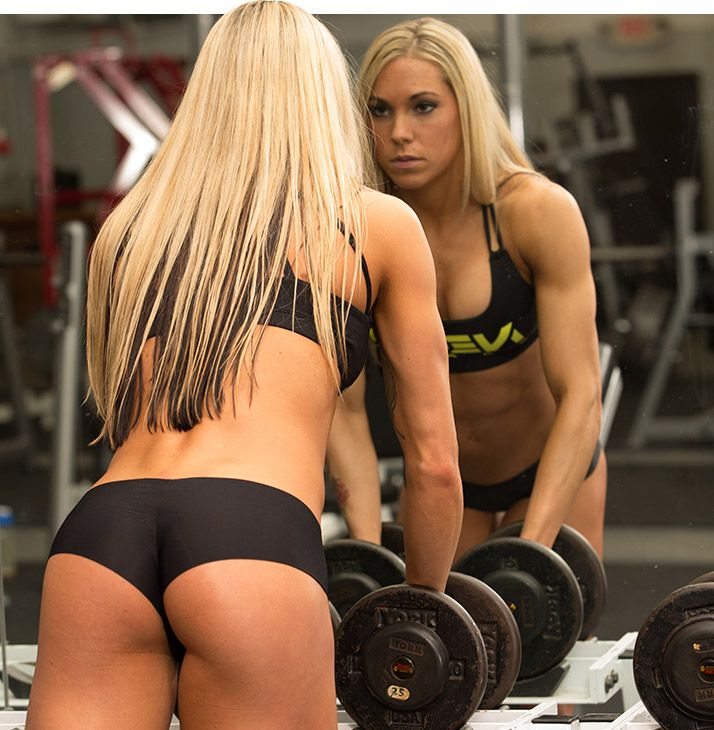 Build Gorgeous Glutes With Ashley Hoffmann