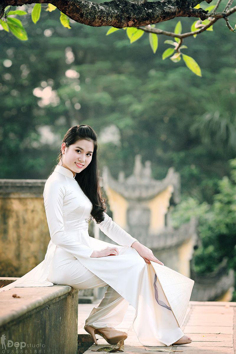 Tải ngay bộ ảnh girl xinh gái đẹp Việt Nam mặc áo dài cực đẹp, ...