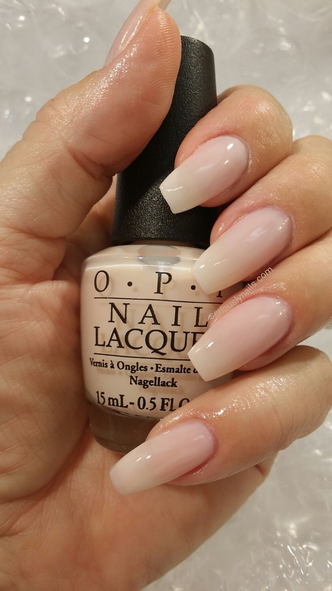 Soft Shades from OPI