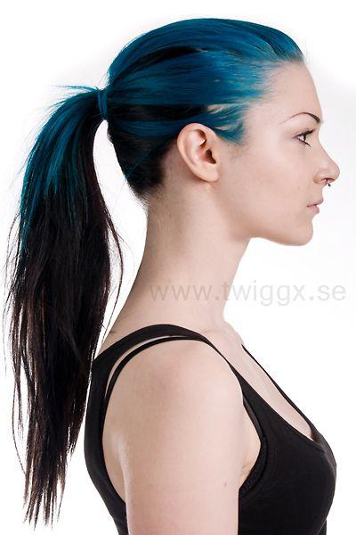 Haare Färben Haare Türkis Ohne Sie Zu Blondieren Oder Zu