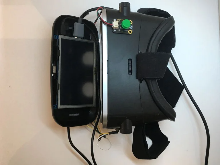 DIY VR HEADSET FOR 80 in 2020 Vr headset, Diy vr