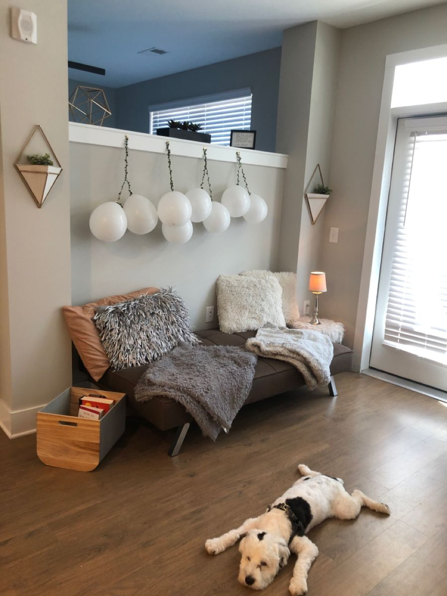 #reading #nook #puppy #qualitytime #homedecor