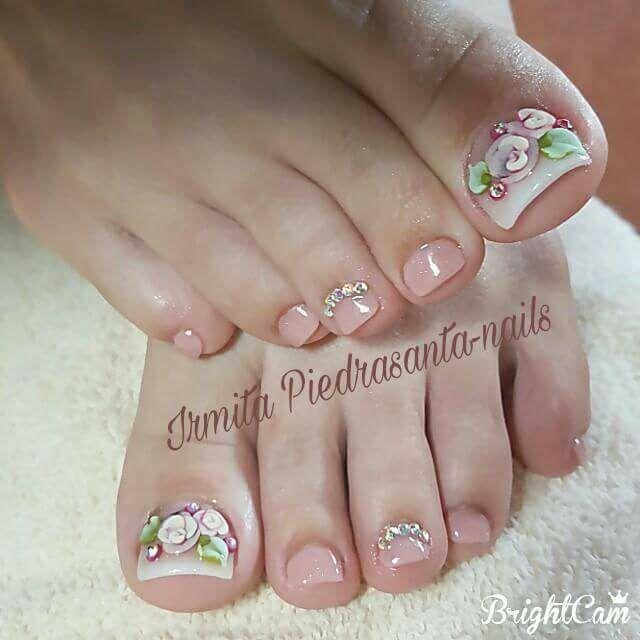 Pin de Leiilosaaa🌹 💫 en NAILS   Pinterest   Diseños de uñas, Uñas ...