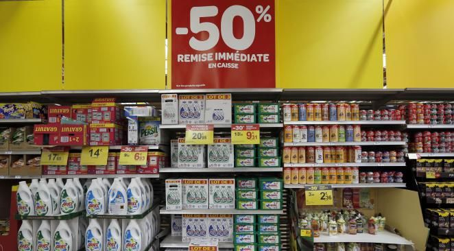 La crainte de la déflation semble écartée pour le moment.