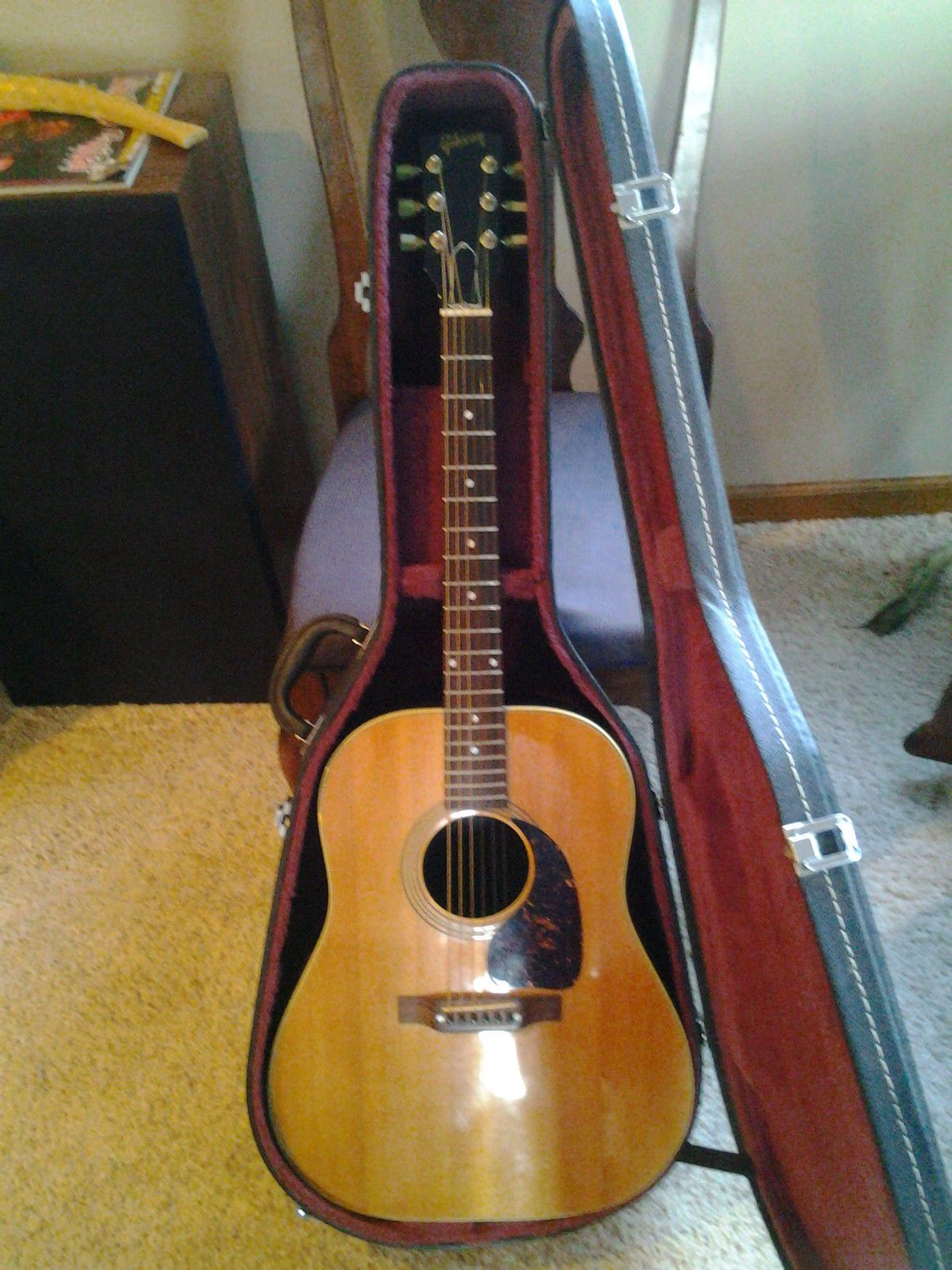 Gibson OP-25 Acoustic Electric Guitar | Guitar Collectibles