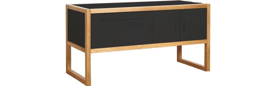 sml buffet bas x x cm 195 euros d co pinterest id es. Black Bedroom Furniture Sets. Home Design Ideas