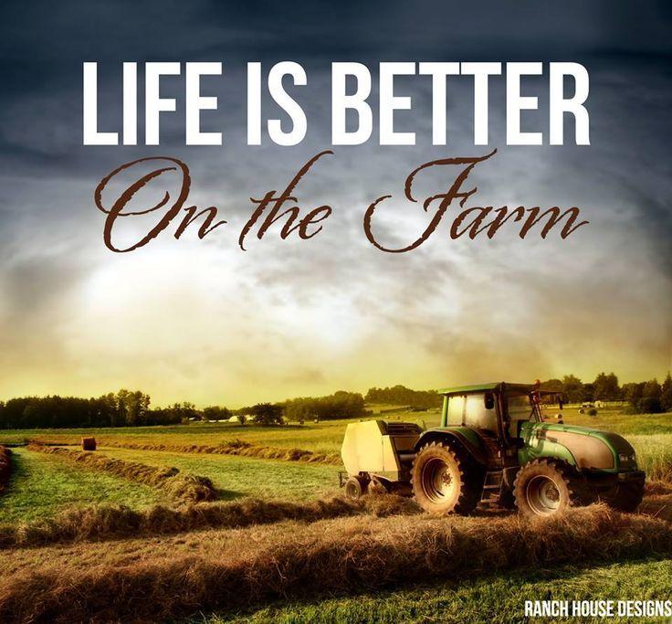 January 2014 Livestock Motivation | Farm life quotes ...