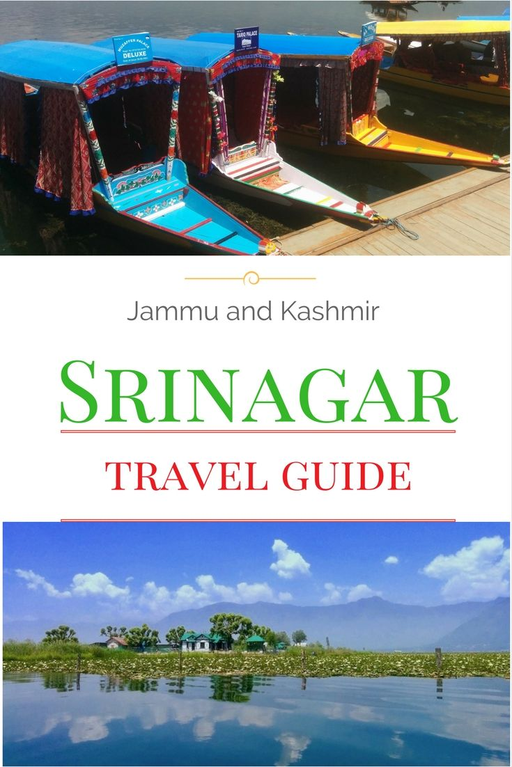 Srinagar Is The Largest City And The Summer Capital Of The Indian