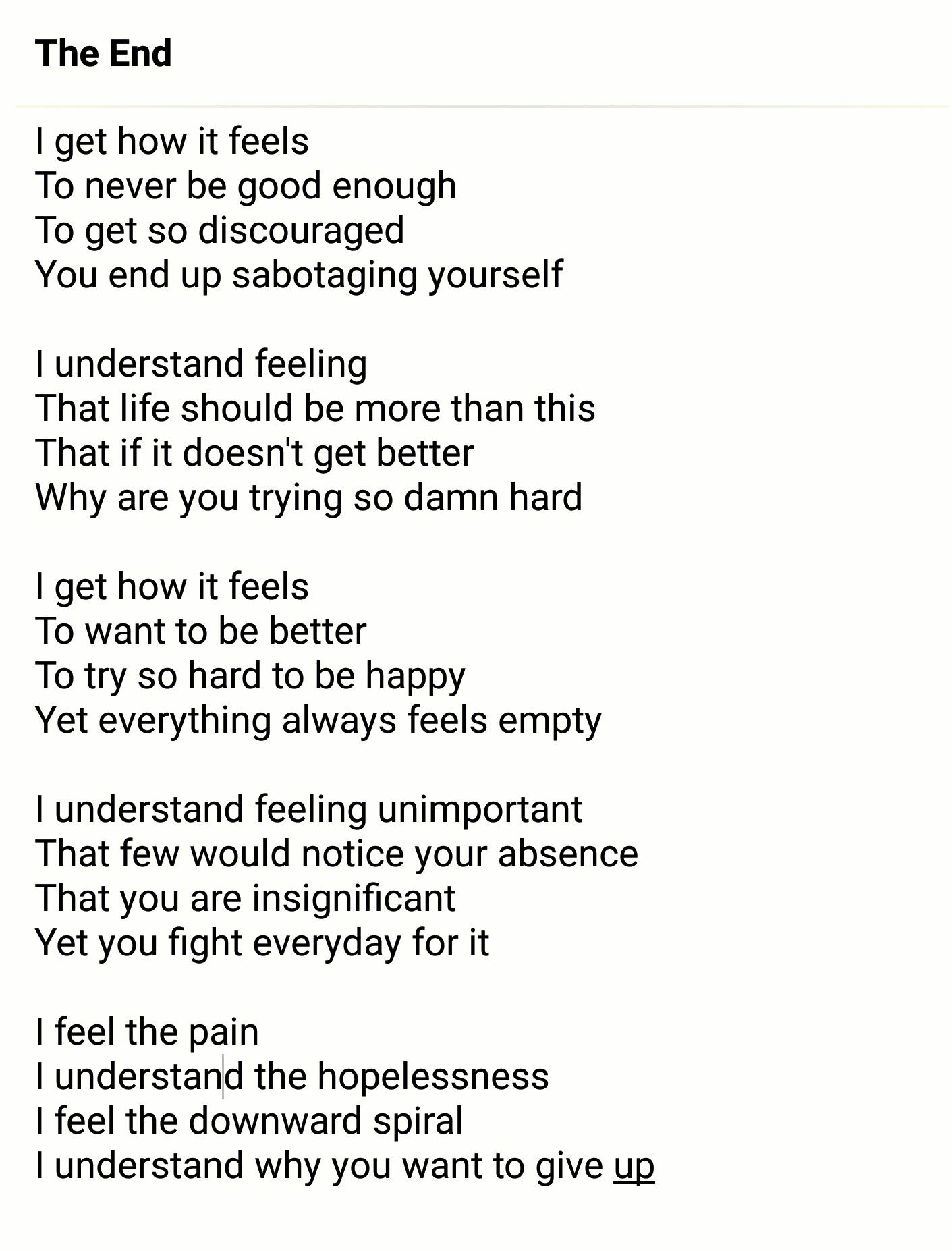How feel better life sucks feeling depressed