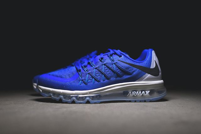Nike Air Max 2015 White And Blue