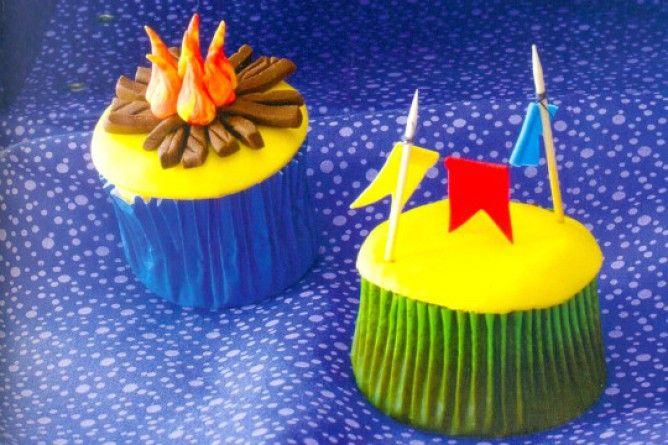 Cupcake de milho-verde, da chef Carole Crema