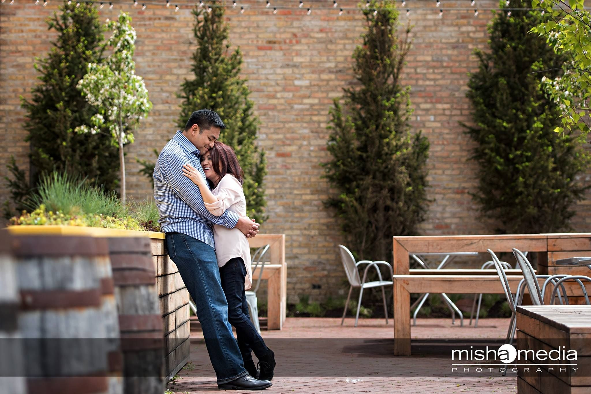 No relationship is full of sunshine. But, if you can create a relationship where you can weather the storm together...that's what's important!  We would love to showcase your love: http://mishamedia.com/  #mishamedia #engagementphoto #chicagophotographer #chicagoengagementphotographer