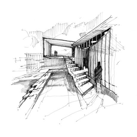 Landscape Architecture Perspective Drawings human scale perspective | sketches | pinterest | perspective