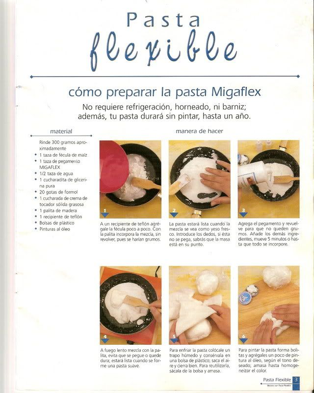 Como preparar masa flexible manualidades para bebe - Como se hace manualidades ...