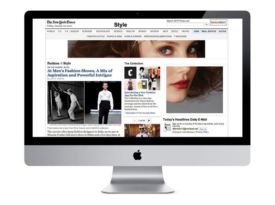 BHLDN for The New York Times - Jenny Tondera | Art Direction & Design
