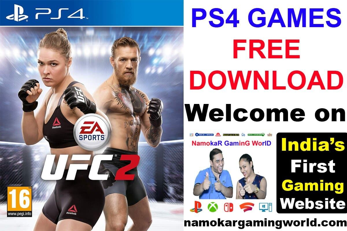 EA Sports UFC 2 (PS4) Free Download Check more at https