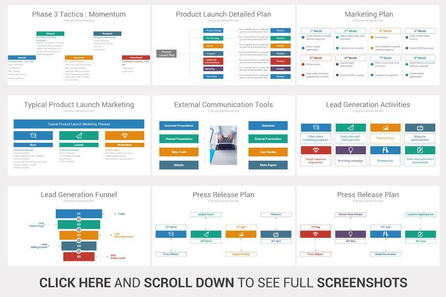 Marketing Plan PowerPoint Design (2020) Marketing plan