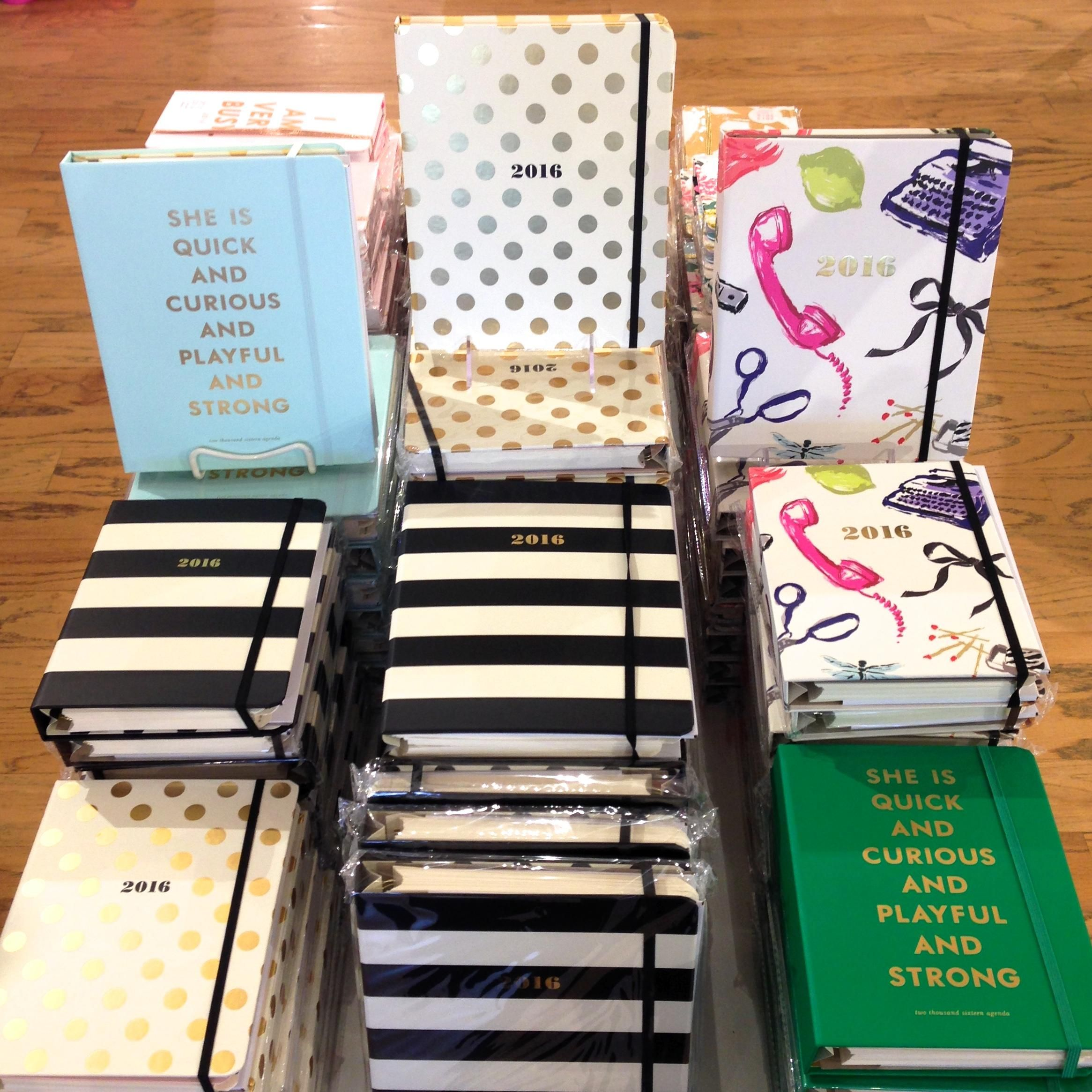 Kate Spade New York   Month Agenda  Holiday Gift Guide
