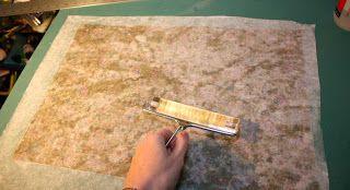 Making Book Cloth