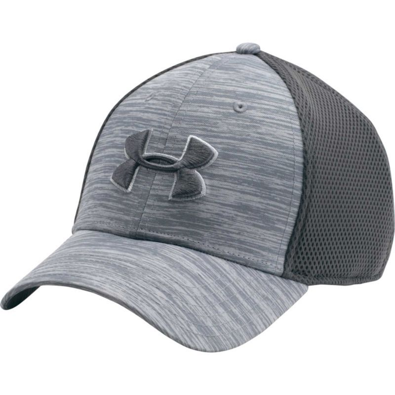 Under Armour Men s Mesh Stretch 2.0 Golf Hat  ce398bcf993