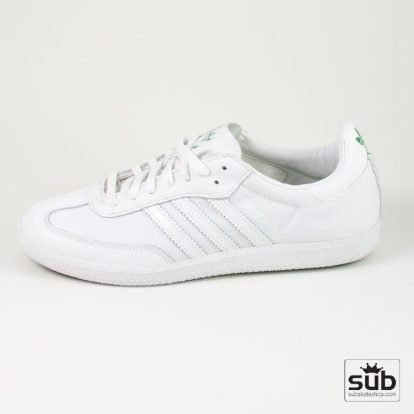 Adidas Samba All White