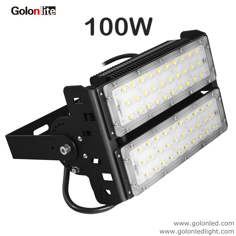 100 Watts Led Tunnel Lighting Fixture 100w Led Tunnel Luminaire 100 277vac Ip65 Waterproof 5 Years Warranty Ledtunnell Led Flood Lights Led Flood Flood Lights