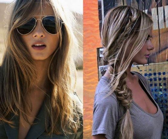 Summer Hairstyles 11 image | Hair Nation | Pinterest | Trending ...