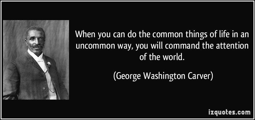 George Washington Carver George Washington Quotes George Washington Carver Quotes George Washington Carver