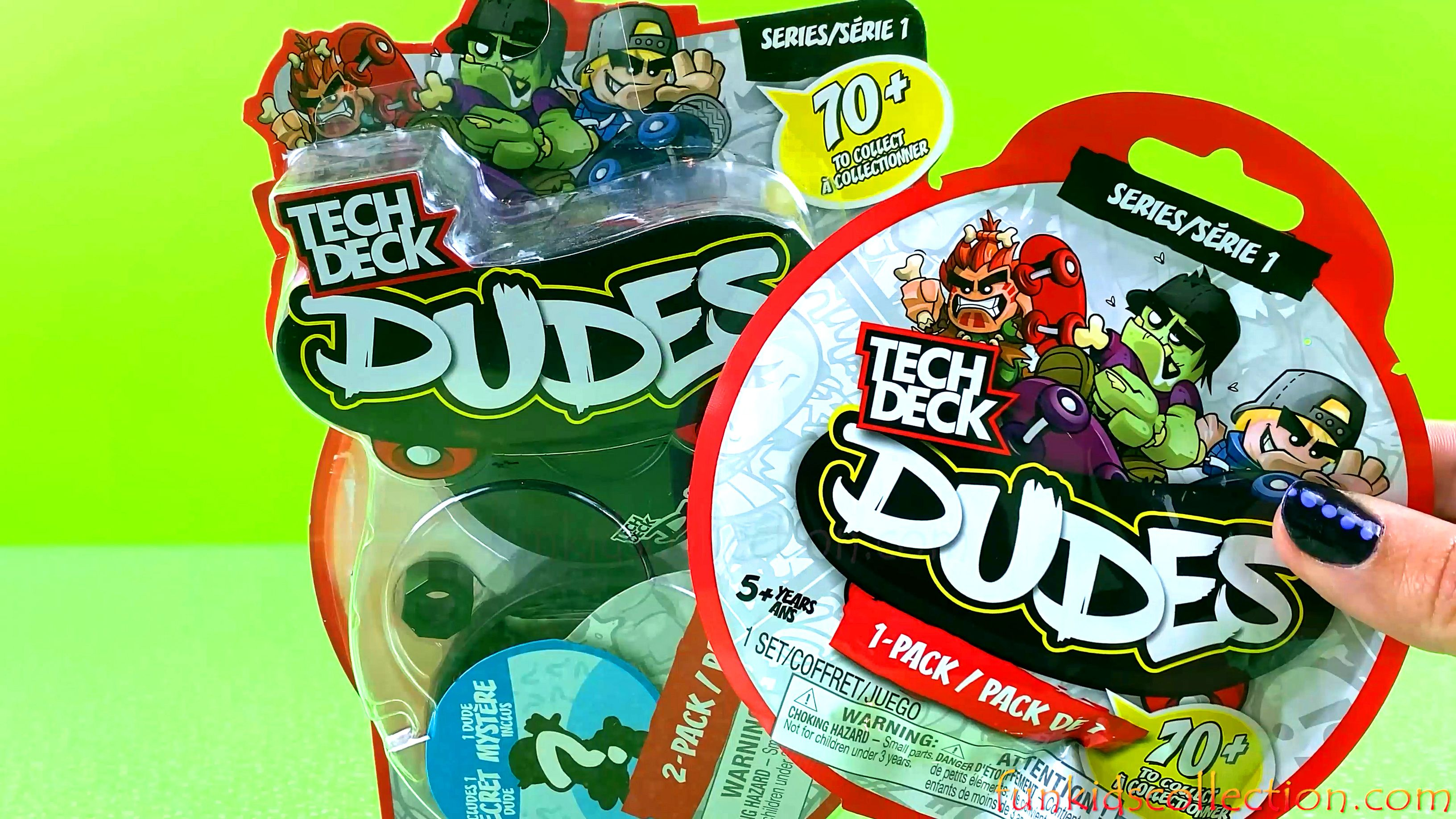 Pin on Tech Deck Dudes Toys