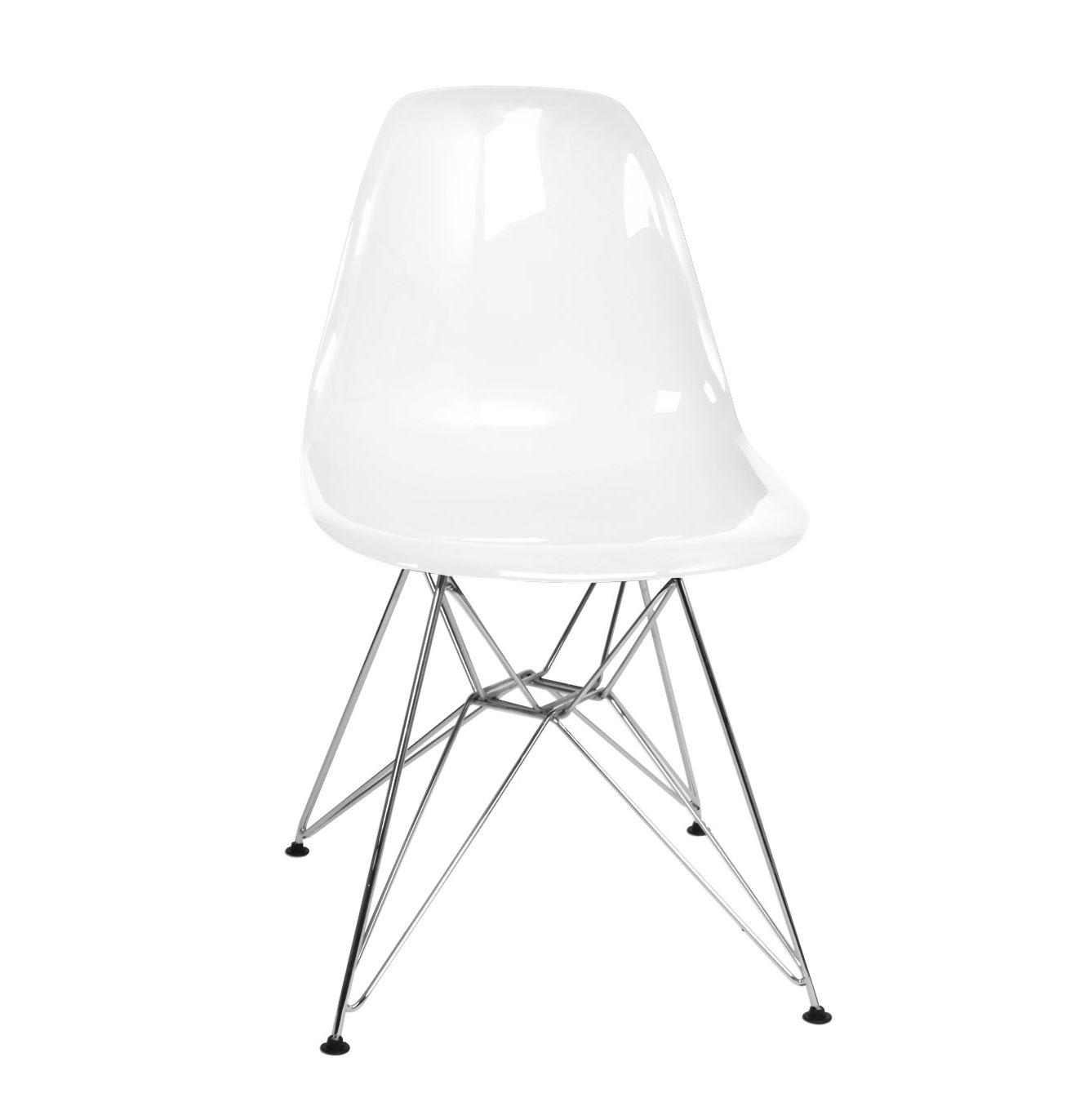 the matt blatt replica eames dsr side chair glossy abs plastic by