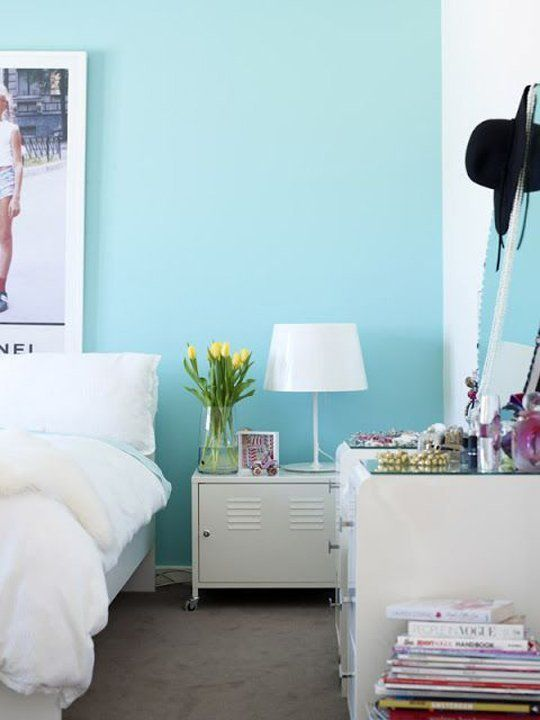 The Best Paint Colors From Sherwin Williams 10 Best Anything But The Blues Bedroom Wall Colors Room Colors Blue Painted Walls