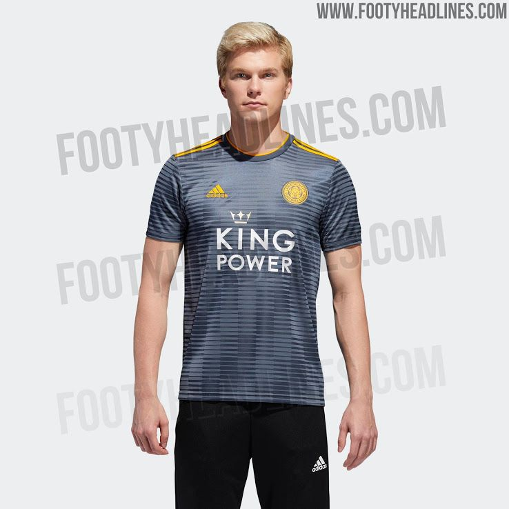 bb6ba7e59e6 Adidas Leicester City 18-19 Away Kit Leaked - Footy Headlines ...
