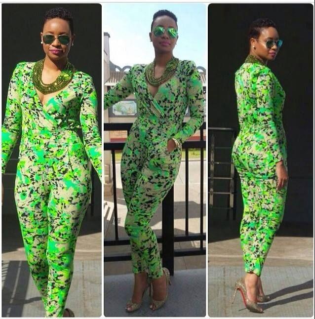 8548e4dc48a ankara jumpsuit ~African fashion