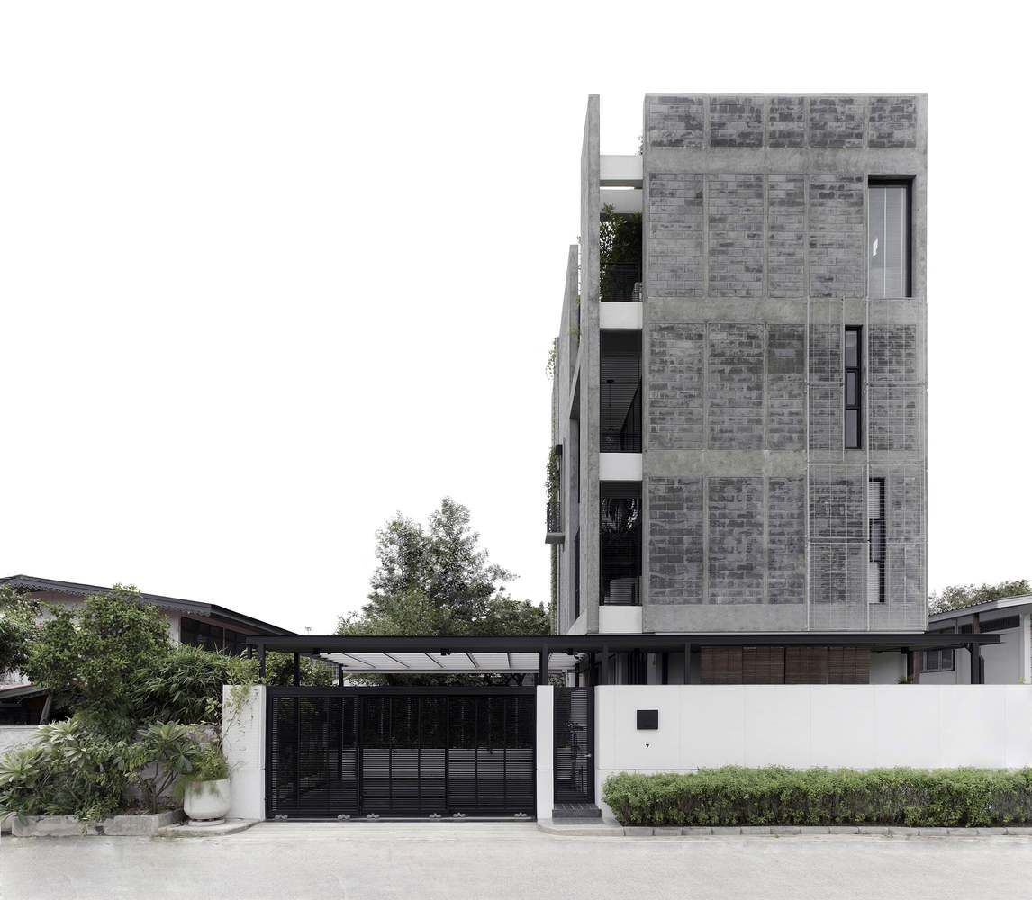 Gallery of Huamark09 Building / INchan atelier - 1 | Architecture ...