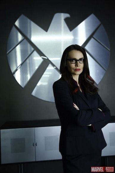 Agents of SHIELD' introducing Marvel character Victoria Hand