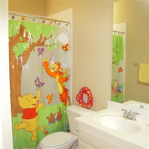 Interior Design For Funny Kids Bathroom Accessories Decor Ideas - Kids bathroom shower curtains for small bathroom ideas