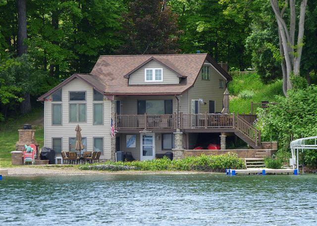 Keuka Lake Vacation Rentals Brandy Bay Serenity Finger
