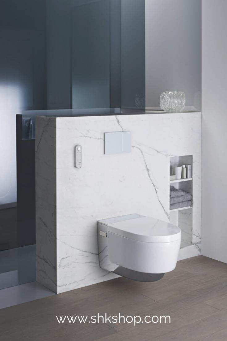 Geberit Aquaclean Mera Comfort Wc Komplettanlage Up Wand Wc In 2020 Wc Mit Dusche Badezimmer Design Geberit Dusch Wc