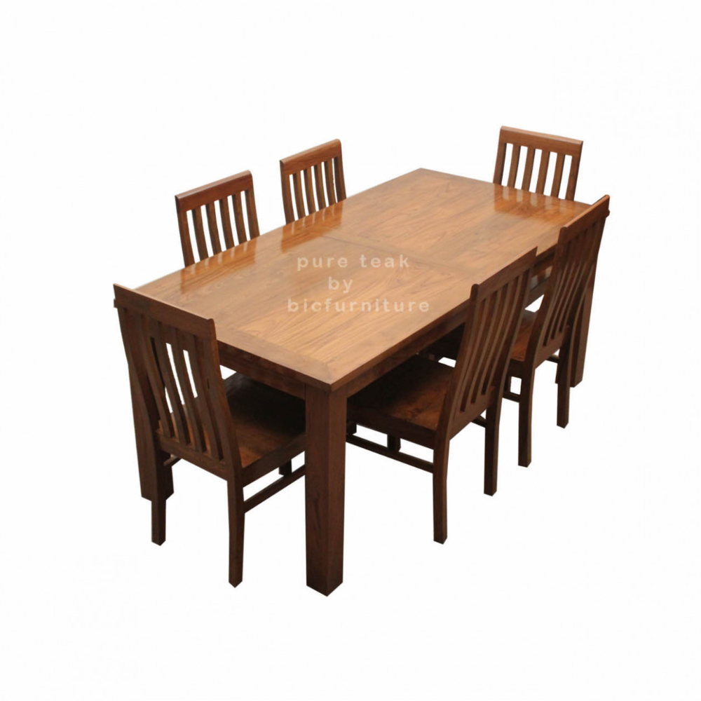 Teak Wood Dining Set Twd 3 Teak Wood Table And Chairs