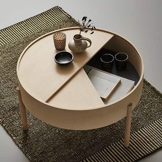 Awe Inspiring Inspirational Tuesday Arc Coffee Table Arc Is A Coffee Uwap Interior Chair Design Uwaporg