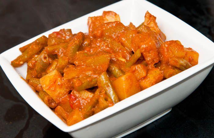 Curry de légumes, recette facile | Recette | Curry de ...